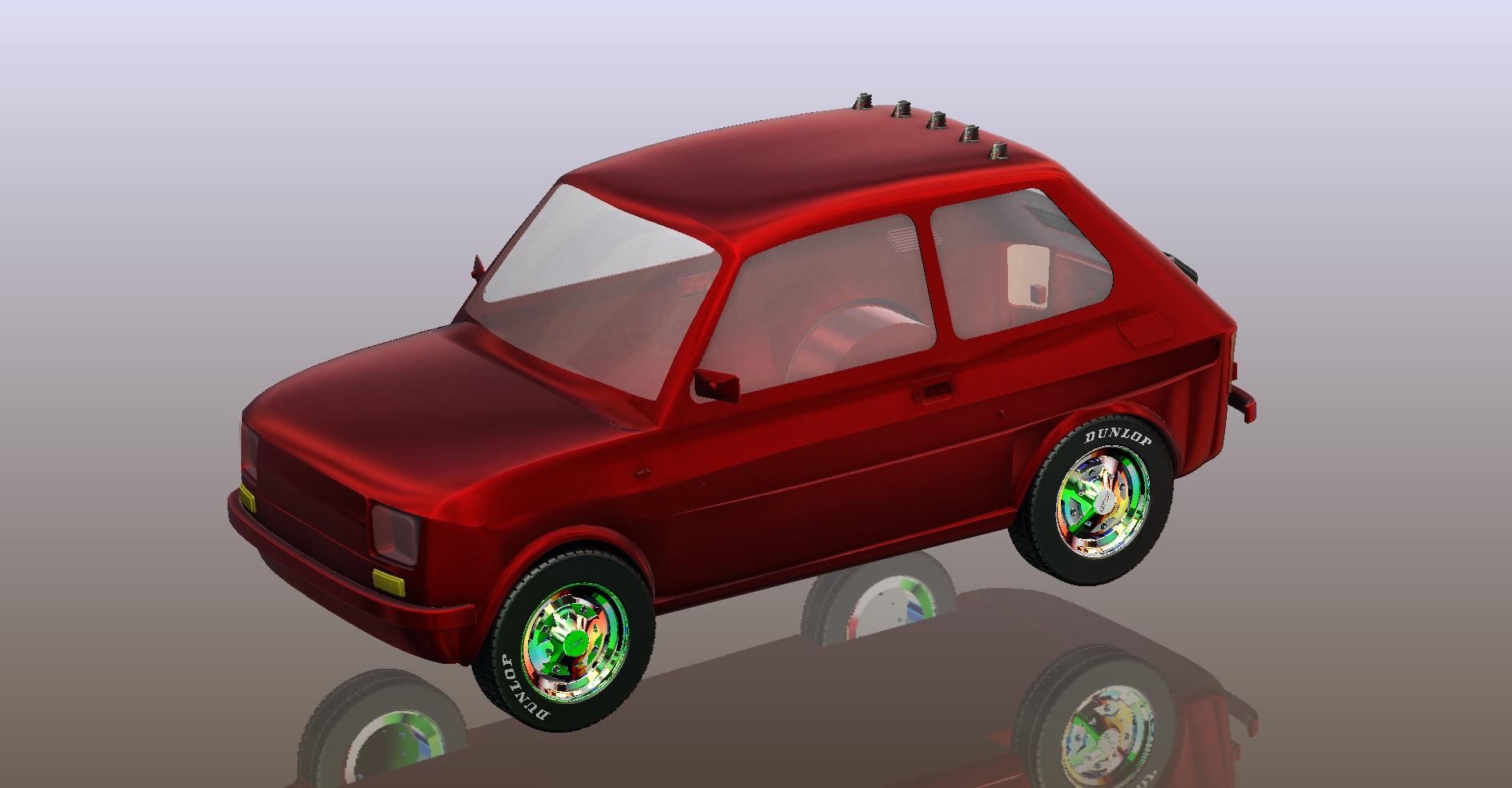 Fiat 126 Stuff
